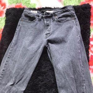 Black mom jeans (rare)